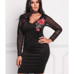 Sukienka Plus Size Secret Wish Boutique-2