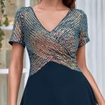 _Secret Wish Boutique Sukienka Marynarka Beżowa z Długim Rękawem Mini-1 08.19.55