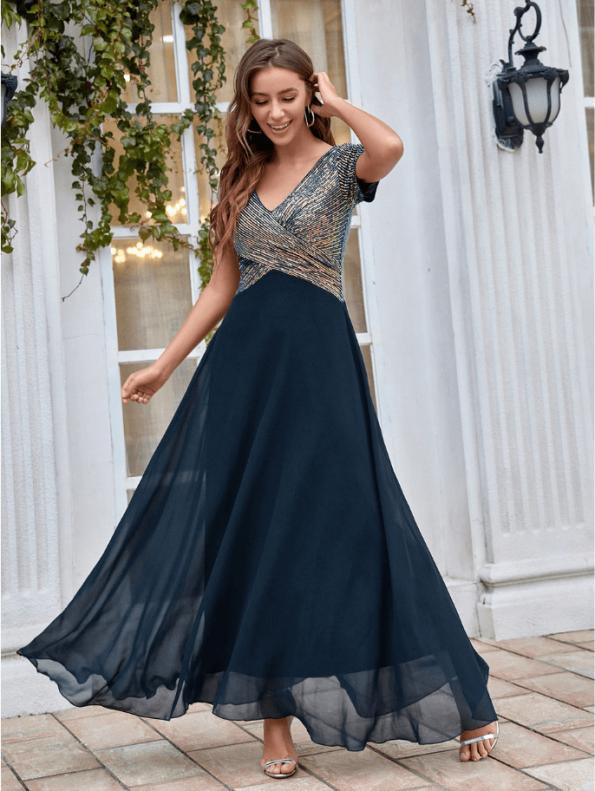_Secret Wish Boutique Sukienka Marynarka Beżowa z Długim Rękawem Mini-4 08.19.55